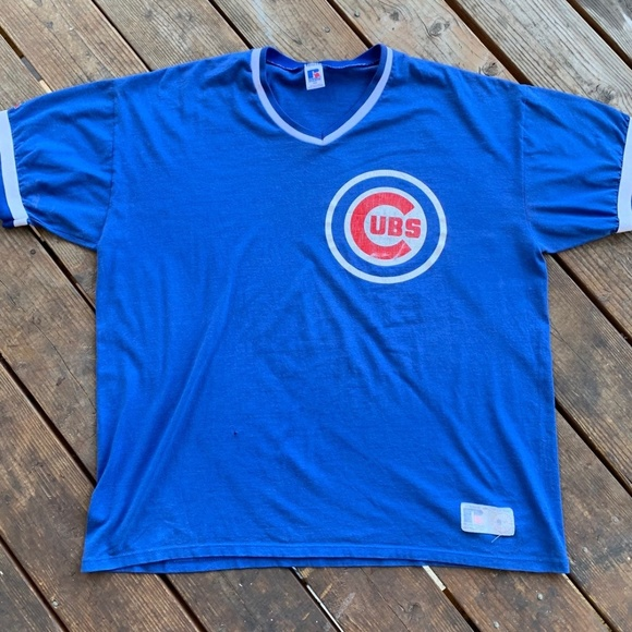 Russell Athletic Other - Vintage MLB Chicago Cubs XXL T-Shirt